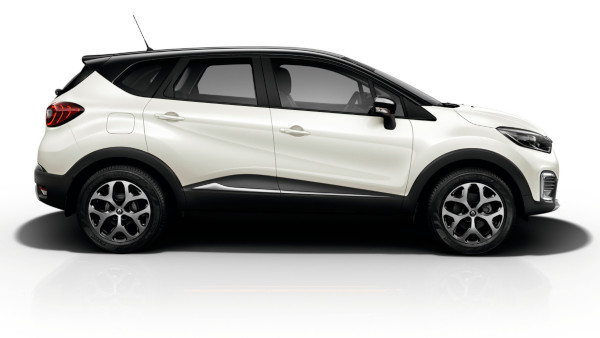 captur Intens Bitono 2.0L 16V