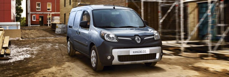 Renault Kangoo Z.E, Consíguela en nuestros concesionarios Alianza Motor.