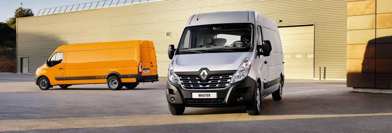 Renault Master- Alianza Motor.