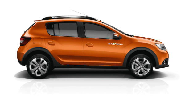 sandero stepway Intens