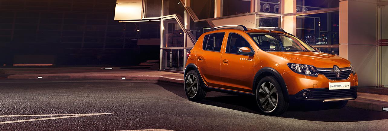 Pregunta por el nuevo Renault Sandero Stepway en los concesionarios Alianza Motor.