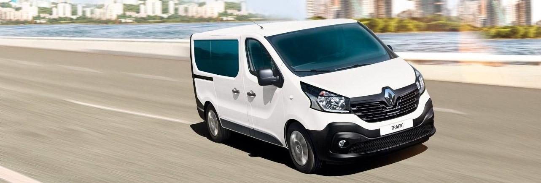 Renault Trafic. Consíguela en Alianza Motor.