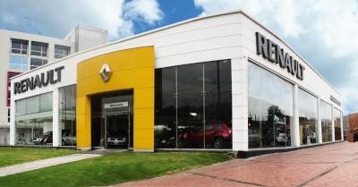Renault Alianza Motor concesionario