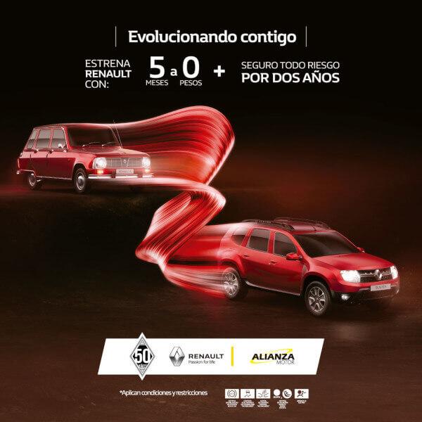 carros renault nuevos en colombia