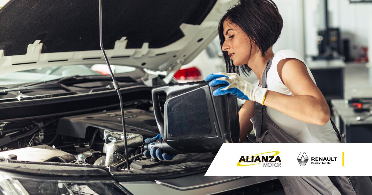 9 pasos para cambiar tú mismo el aceite y filtro de tu carro