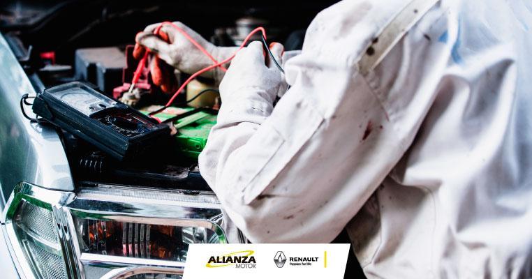 Fallas Electrónicas más Comunes en el vehículo - Pos Pandemia