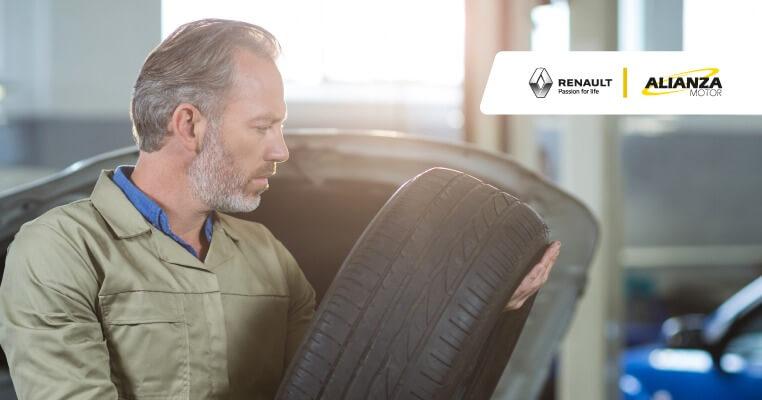 6 tips para cuidar los neumáticos de tu vehículo