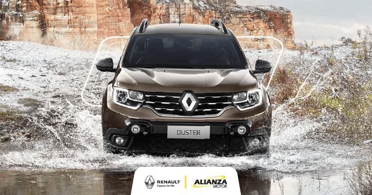 Nueva Renault Duster -  La camioneta preferida de los colombianos