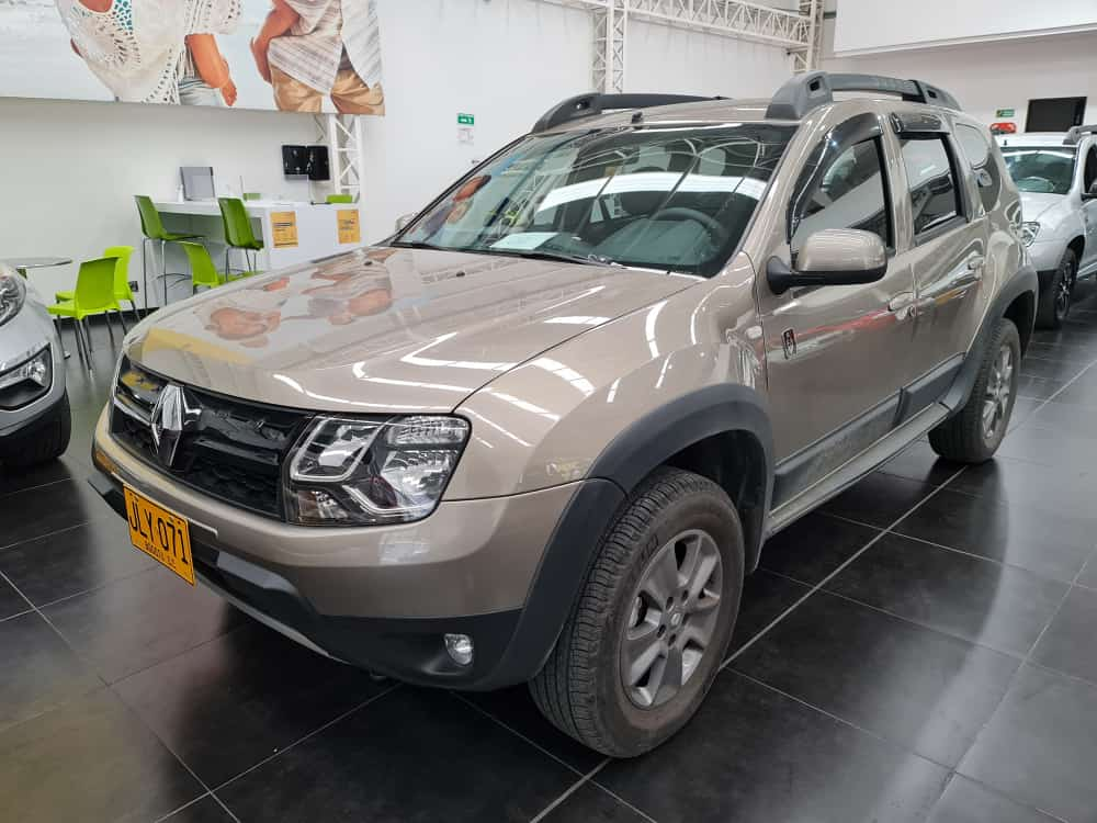 RENAULT DUSTER DYNAMIQUE 2.0  2020   JLY071