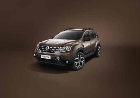 Renault Duster  Marrón Visón