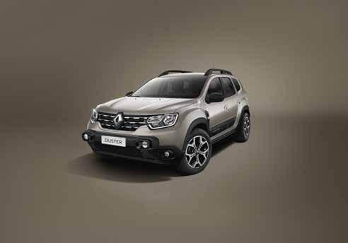 Renault Duster Beige Duna