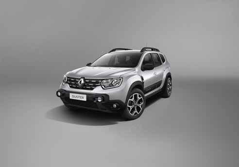 Renault Duster Gris Estrella