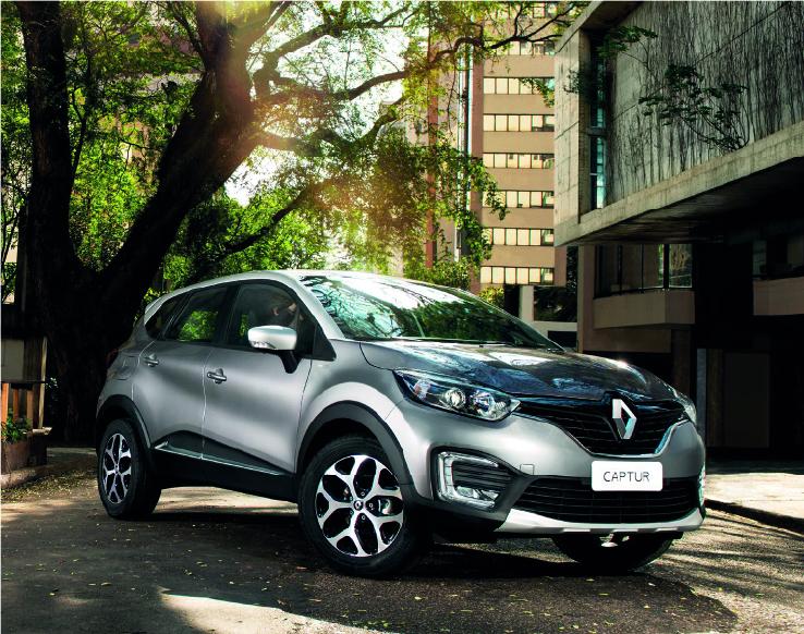 Diseño Renault Captur Bose