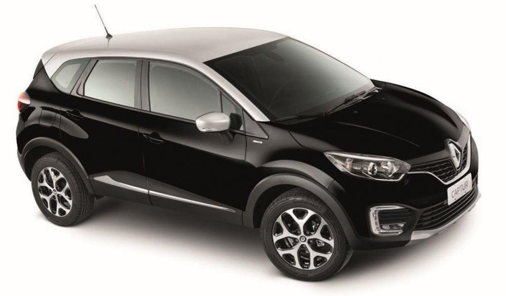 Negro Nacarado + Gris Estrella, Renault Captur BOSE