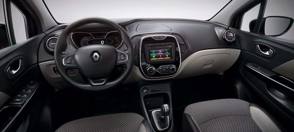Cabina Renault Captur Zen