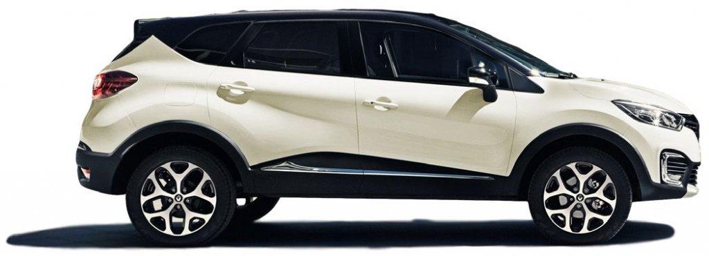 Diseño Renault Captur Zen, Alianza Motor