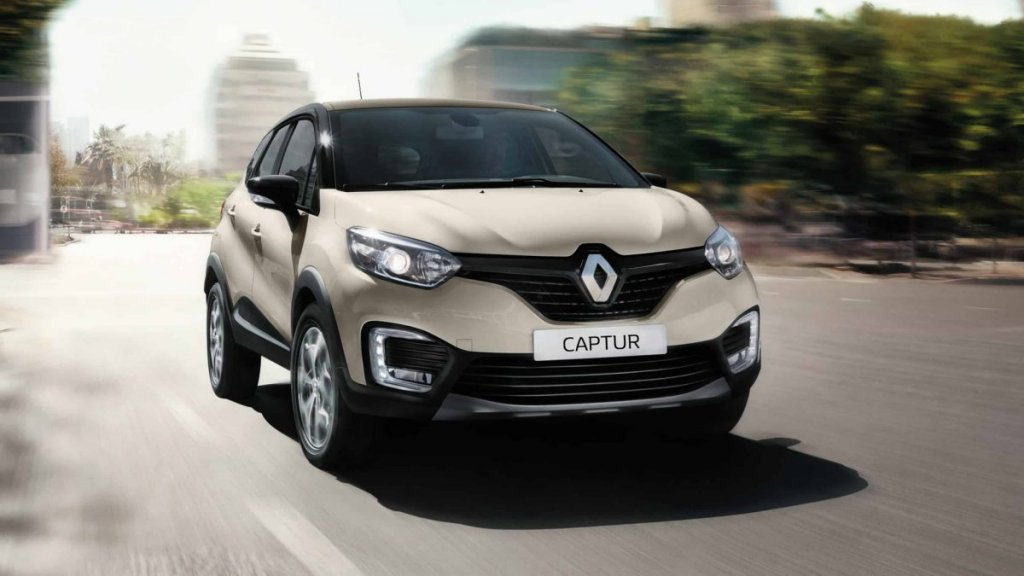 Renault Captur Zen, Alianza Motor