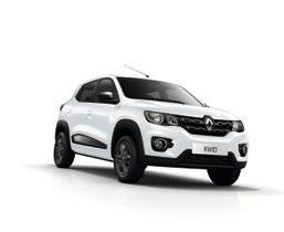 Renault Kwid , Blanco Glacial