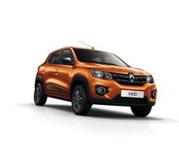 Renault Kwid, Naranja Ocre