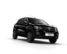 Renault Kwid, Negro Nacré