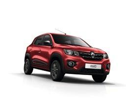 Renault Kwid, Rojo Fuego