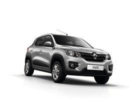 Renault Kwid, Gris Estrella