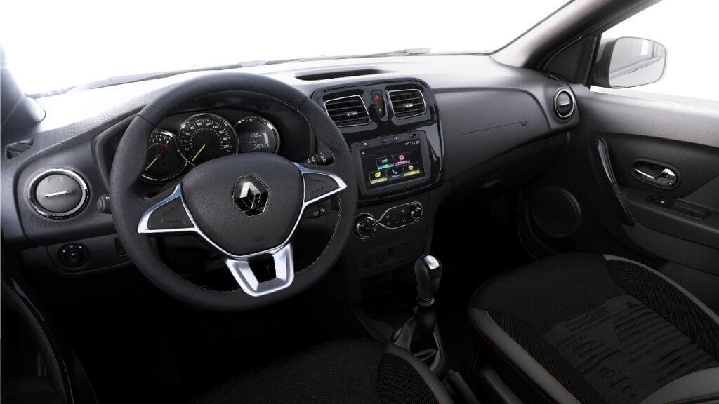 Interior Renault Stepway