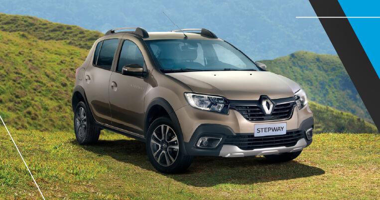 Renault Stepway - En el Top 3 de los vehículos preferidos en Colombia
