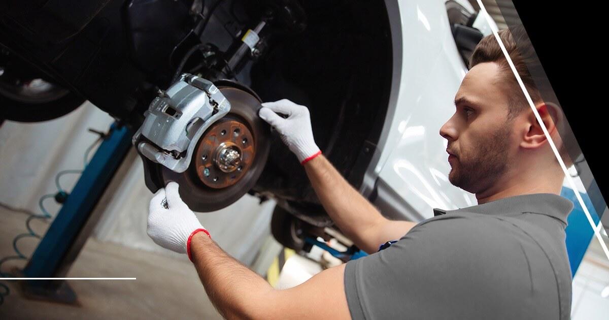 Tips para cuidar los frenos de tu vehículo