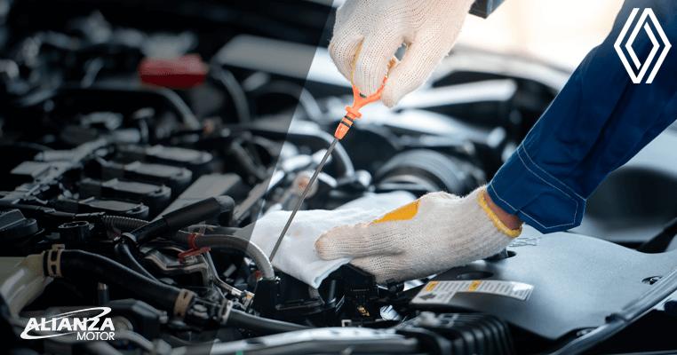E-book gratuito - ¿Cuándo hacer el cambio de aceite y filtro en el motor del Vehículo?